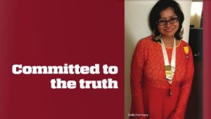 Women in Security: Committed to the Truth