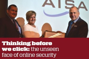 Thinking before we click: the unseen face of online security
