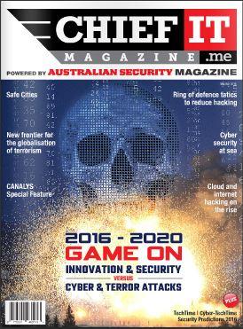 Chief.it_magazine,Mar-Apr 2016 cover