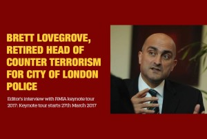 Editor's Interview With Retired Head of Counter Terrorism for City of London Police