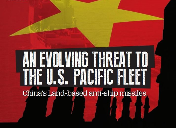 AN EVOLVING THREAT TO THE U S  PACIFIC FLEET | Asia Pacific